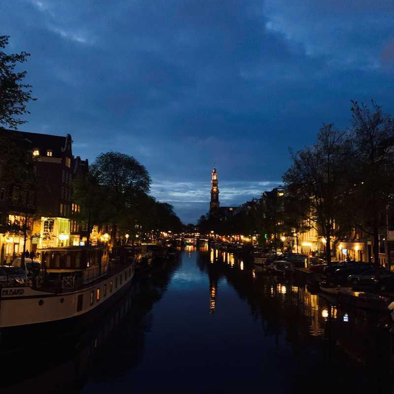 Berensluis & Prinsengracht Canal Bridge