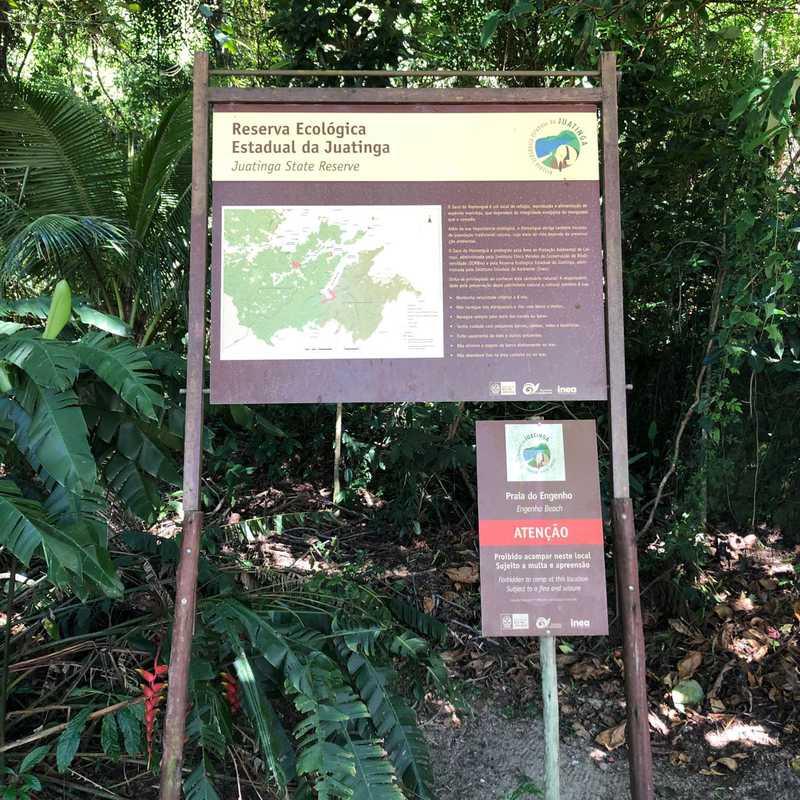 Reserva Ecologica Estadual Da Juatinga