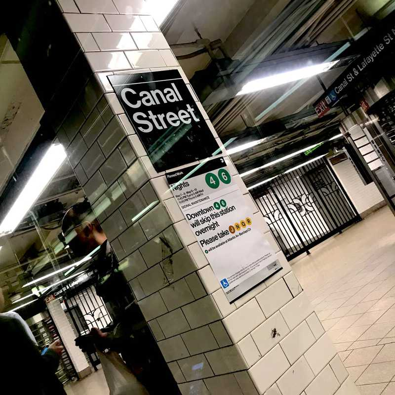 Canal St Station