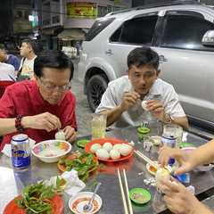 Long Xuyen Night Market / Cháo đêm Long Xuyên