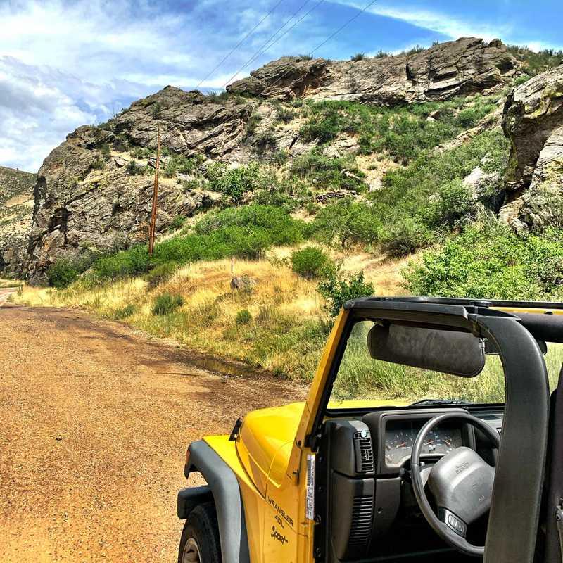 Picnic Rock Natural Area