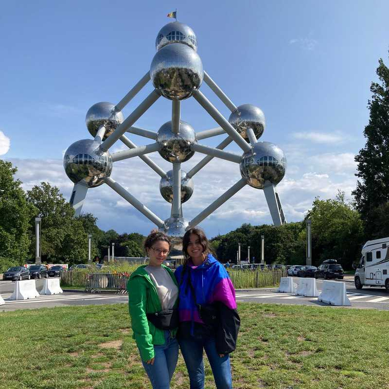 Trip Blog Post by @Loredana_travel: Brussels 2021 | 4 days in Aug (itinerary, map & gallery)