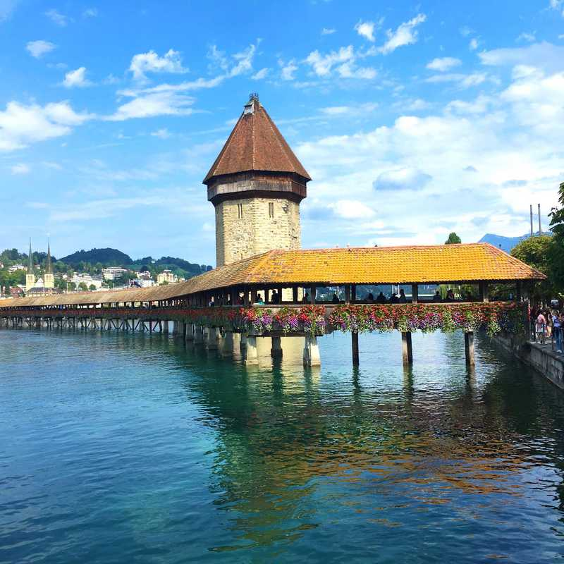 Luzern 2019 | 2 days trip itinerary, map & gallery