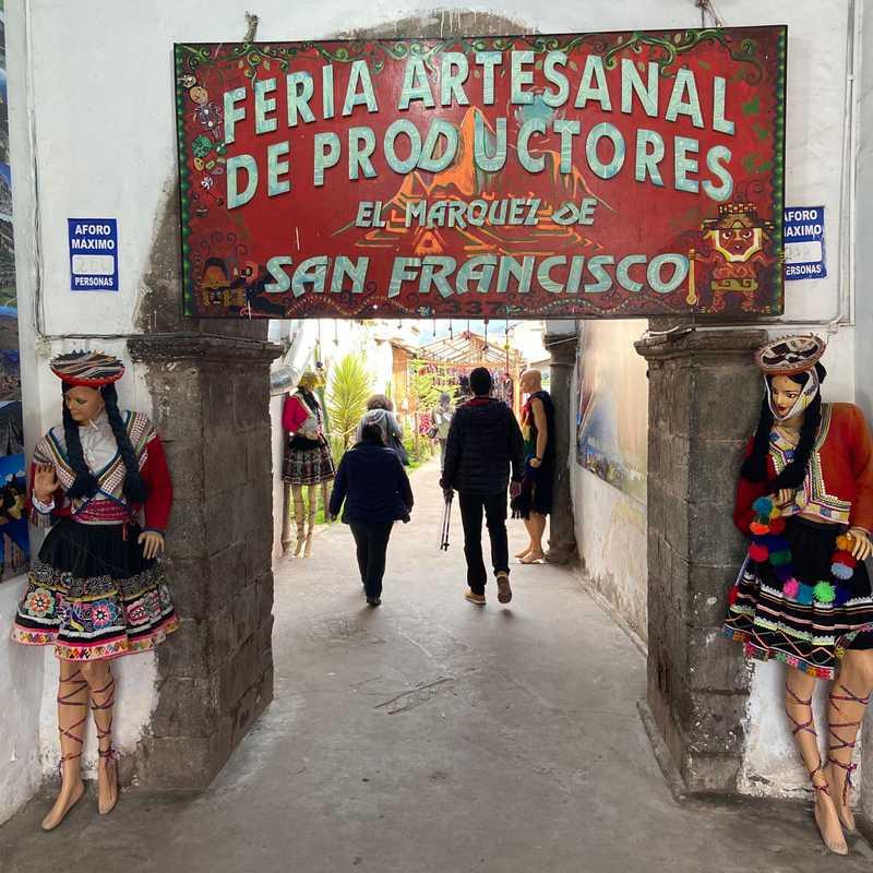 Cusco Historic Center