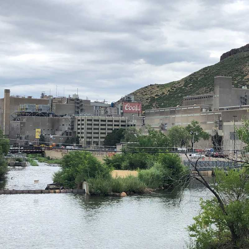 The Coors Brewery