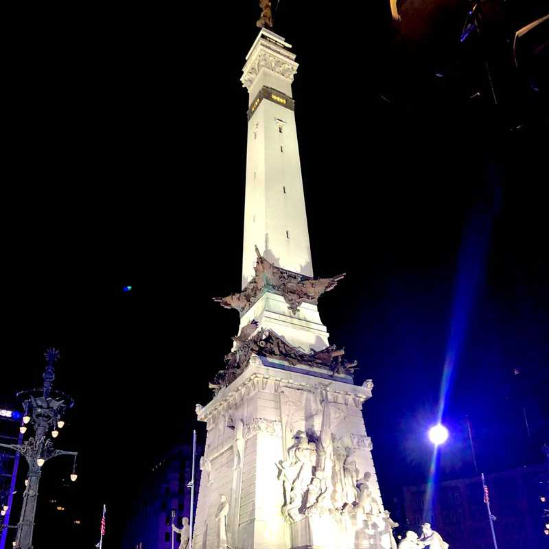 Soldiers & Sailors Monument