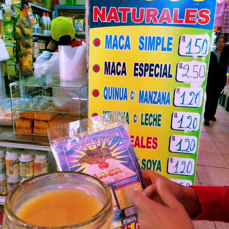 Tour Mercado San Camilo