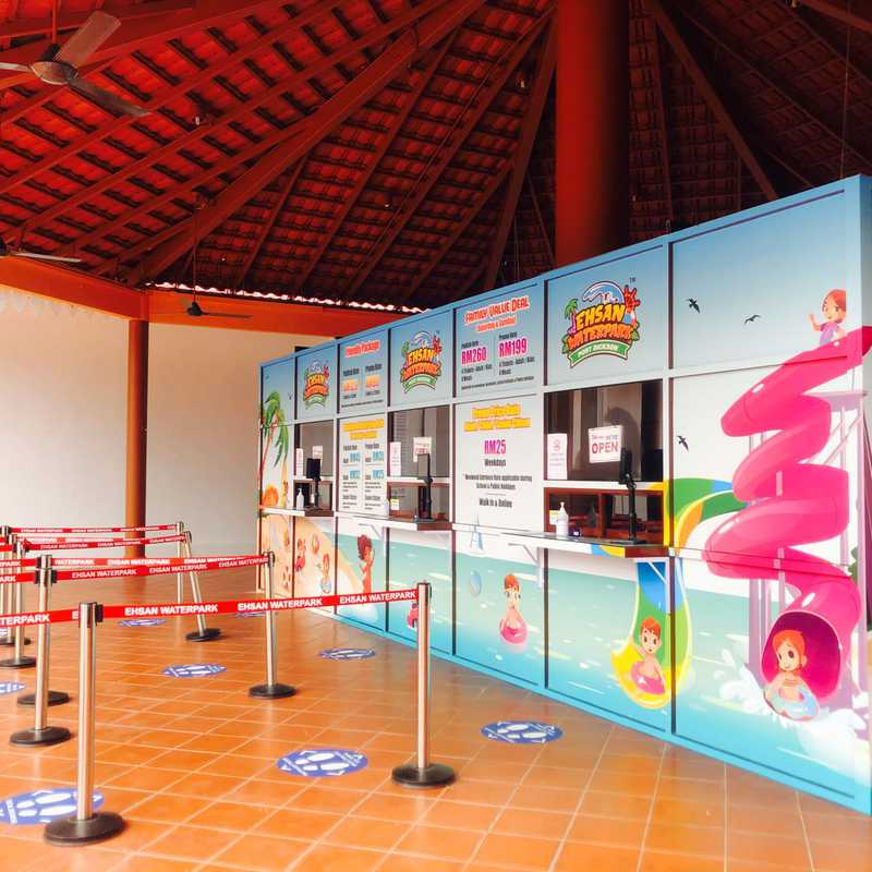 Ehsan Water Park & Convention Center Port Dickson