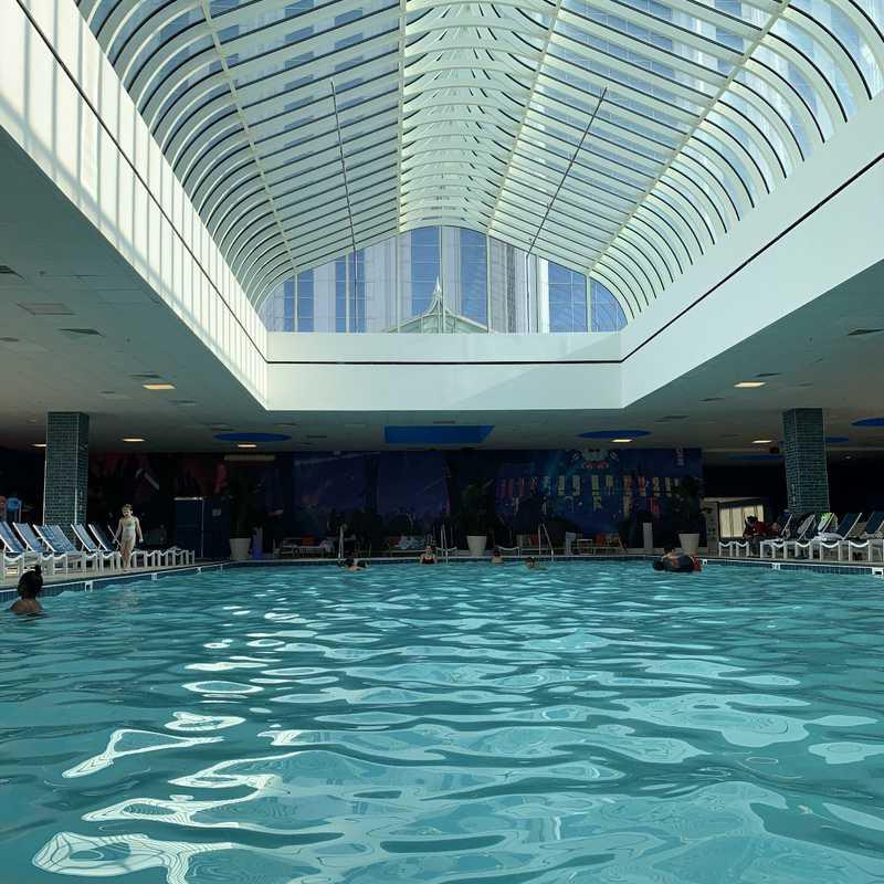 Pool Time Again