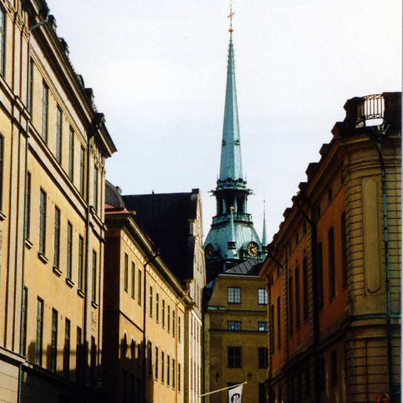 Trip Blog Post by @rodney_n: Stockholm 1995   1 day in Jul (itinerary, map & gallery)