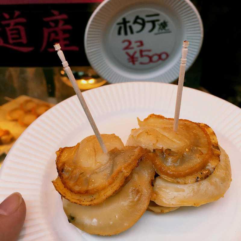 Place / Tourist Attraction: Tsukiji Market (Chuo, Japan)