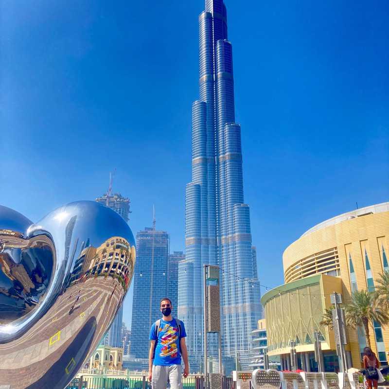 Dubai - Hoptale's Destination Guide