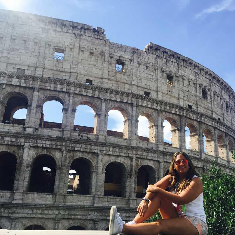 Ancona & Roma 🇮🇹 2017 | 2 days trip itinerary, map & gallery