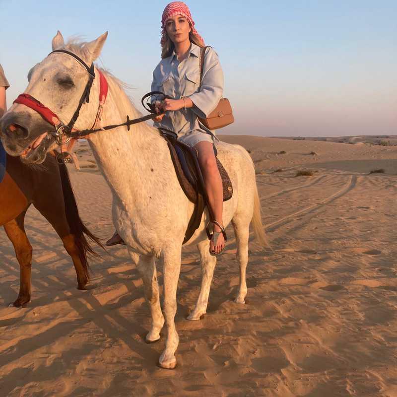 Al Marjan Desert Safari Camp