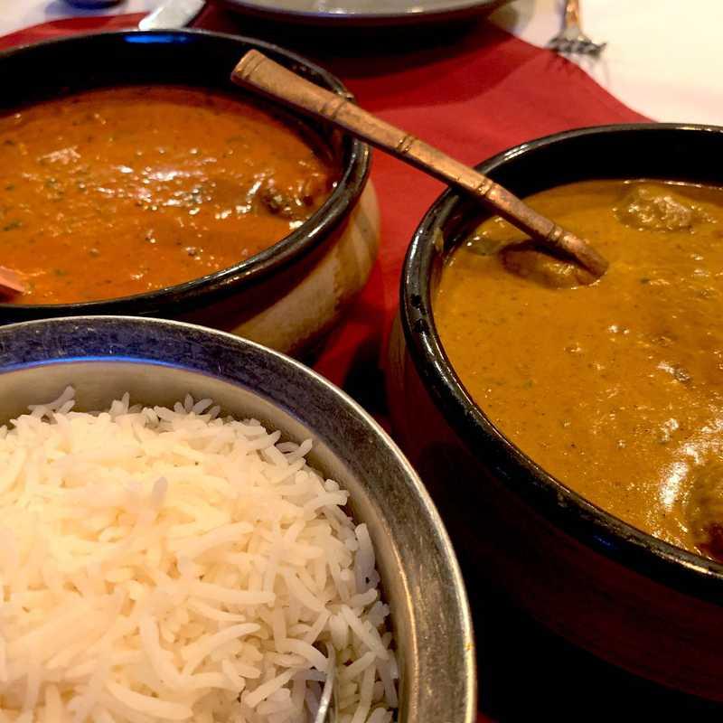 Dinner at Chennai Chimney