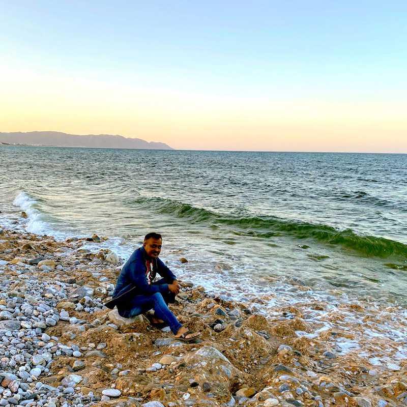 Trip Blog Post by @sudipmajumder04: Jabal Sifah, Oman Feb-2021 | 1 day in Feb (itinerary, map & gallery)
