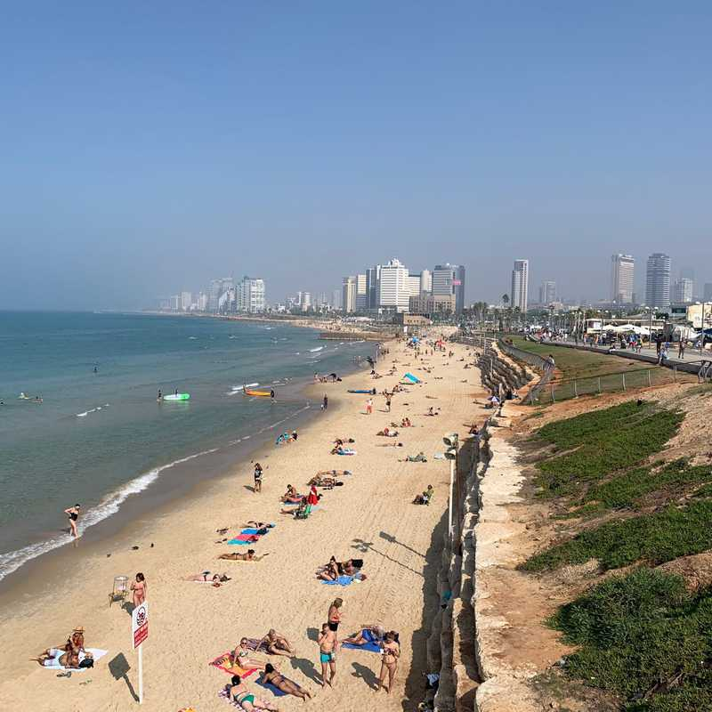 Trip Blog Post by @andy.rainey: Tel Aviv-Yafo 2019 | 3 days in Nov (itinerary, map & gallery)