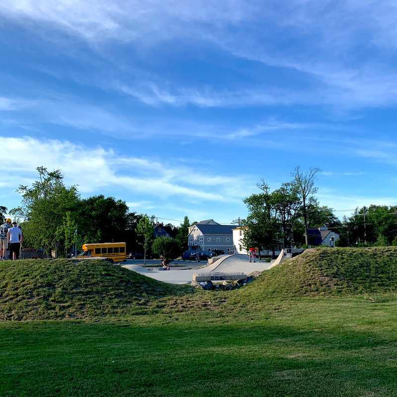 Bar Harbor Skate Park