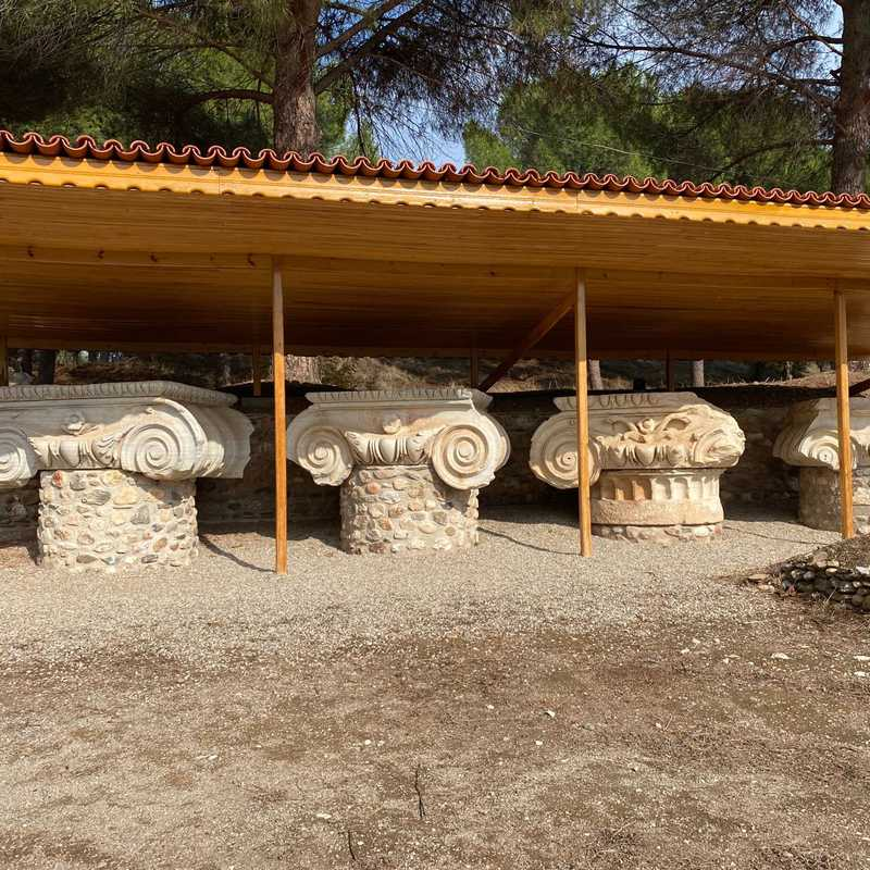 Temple of Artemis Sardis