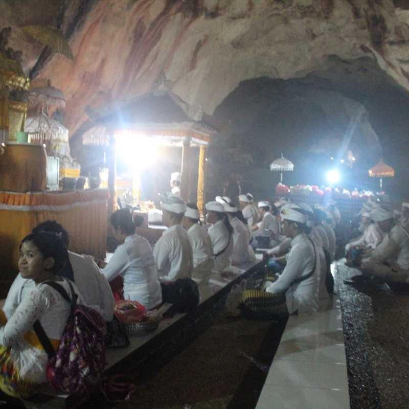 Goa Giri Putri Temple