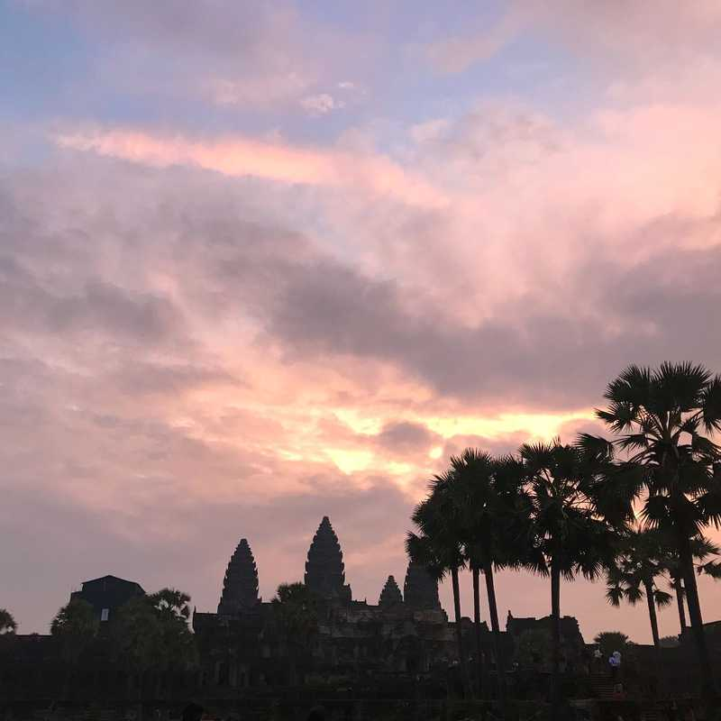 Siem Reap 2017 | 1 day trip itinerary, map & gallery