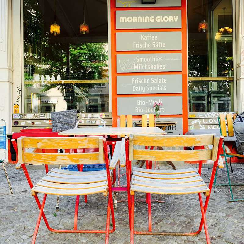 Morning Glory Coffeeshop