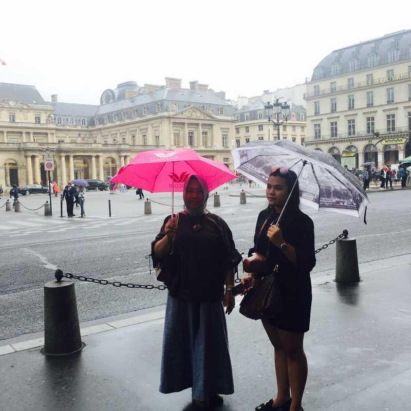 Palais Royal Musée du Louvre