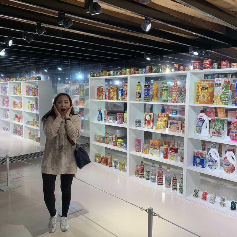 Swarovski Crystal Worlds Innsbruck Store