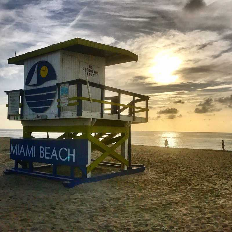South Beach Lifeguard Post