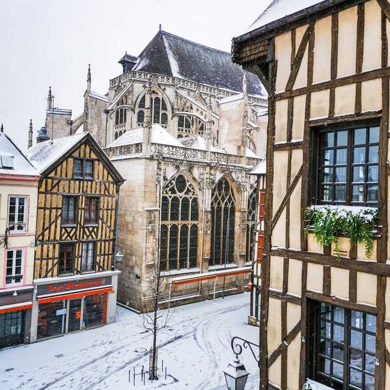 Troyes Champagne Tourism