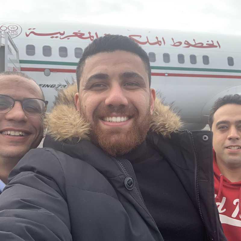 Casablanca Airport (CMN)