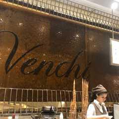 Venchi Cioccolato e Gelato, Roma Via del Corso