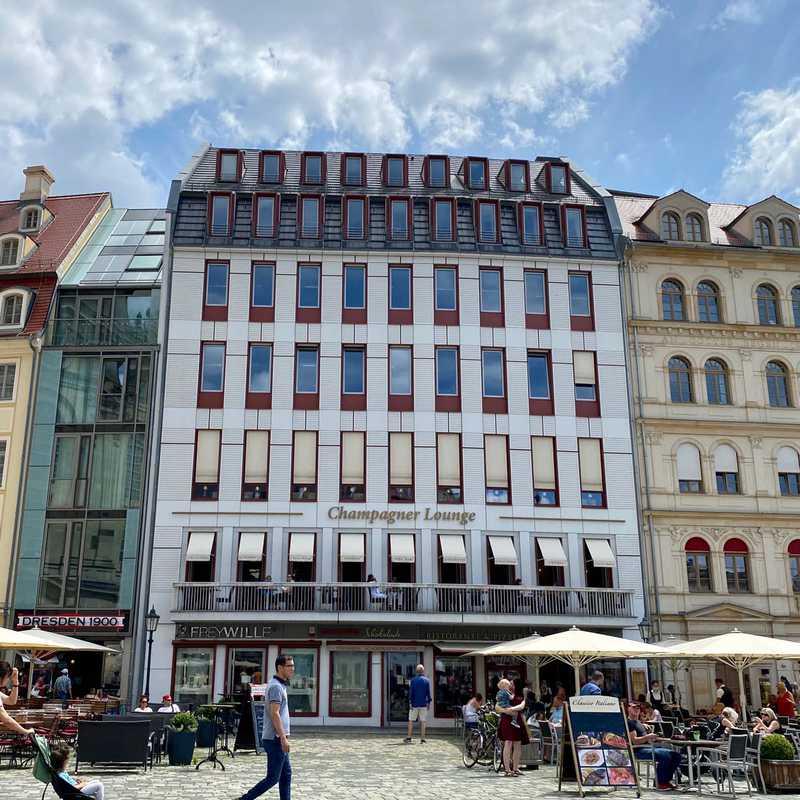 Neumarkt Dresden