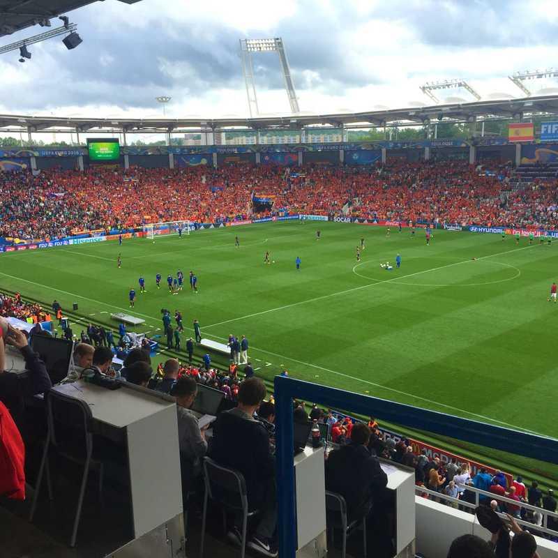 Stadium Ouest