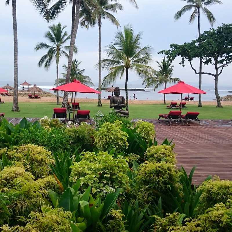 Trip Blog Post by @Footprint: Club Med Bali|巴厘岛 ~ Indonesia|印尼 2016 | 8 days in Nov/Dec (itinerary, map & gallery)