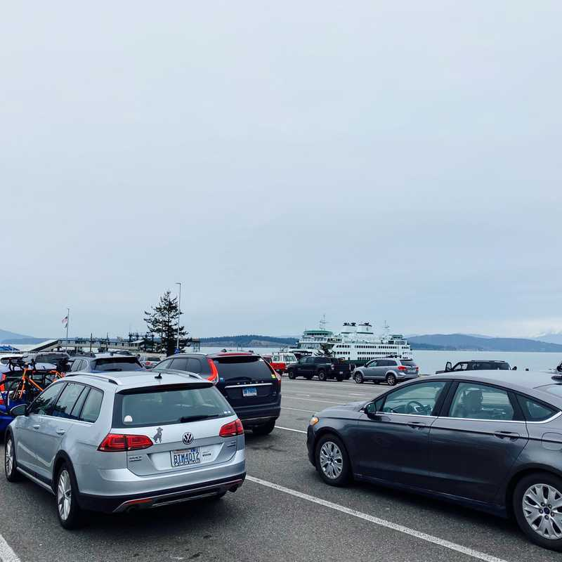 Anacortes Ferry Terminal
