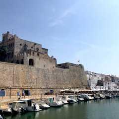 Puerto Antiguo de Ciutadella de Menorca