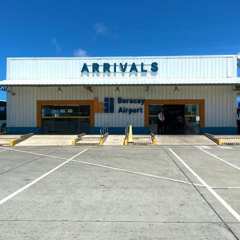 Caticlan Airport Arrival Terminal