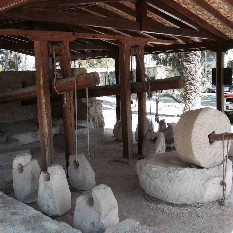 Larnaka District Archeological Museum