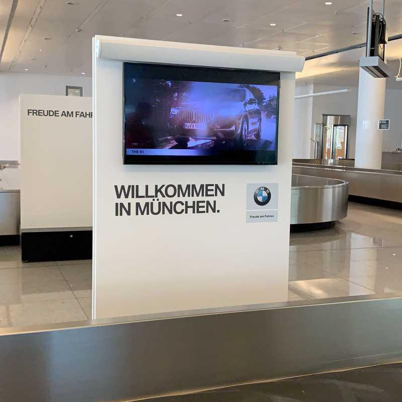 Munich - Airport
