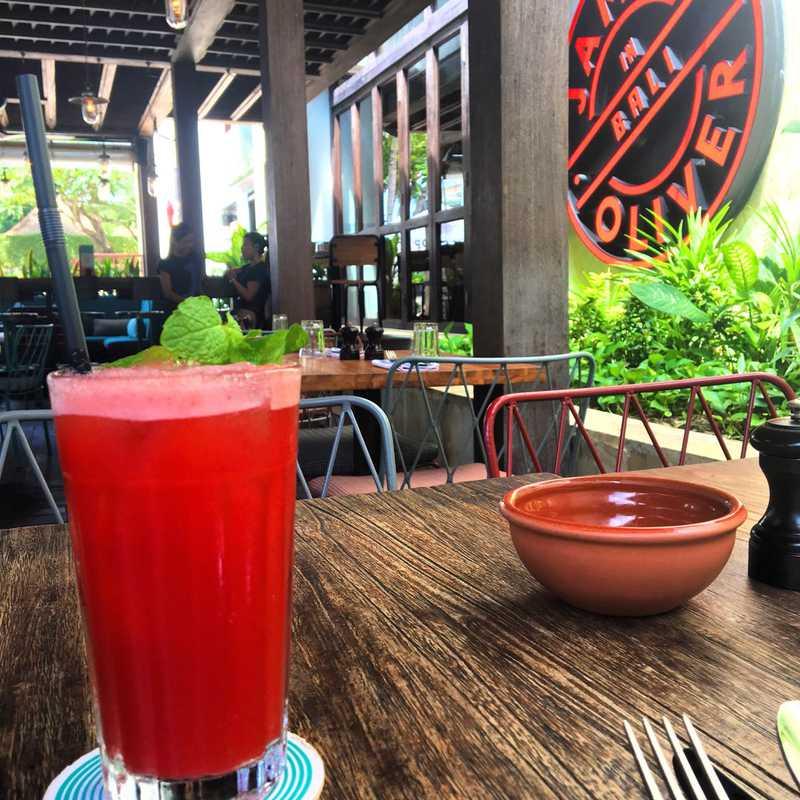 Jamie Oliver Kitchen | Kuta Beach