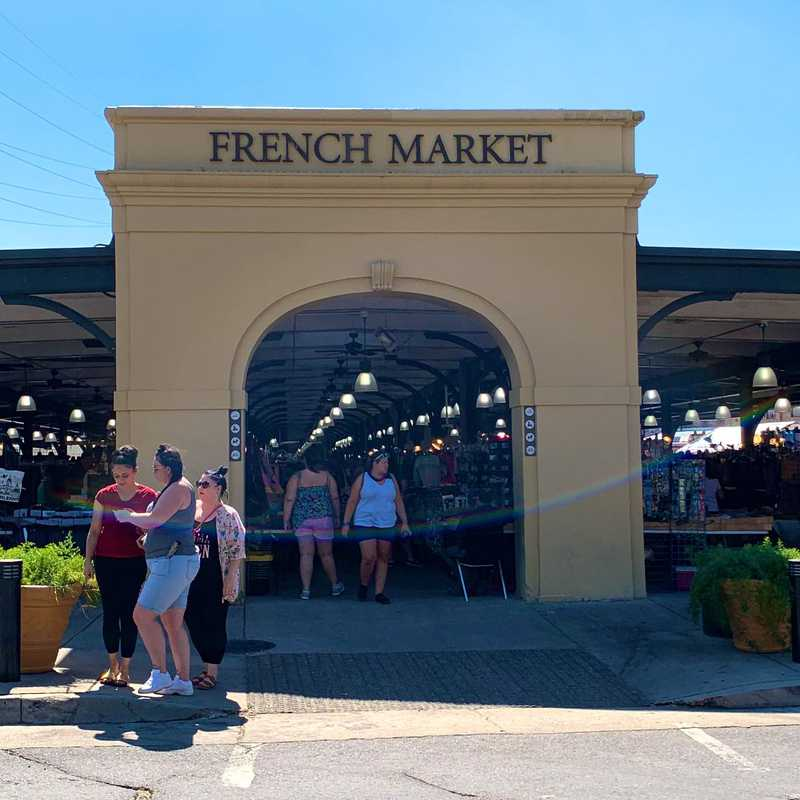 Shops of the Colonnade - French Market