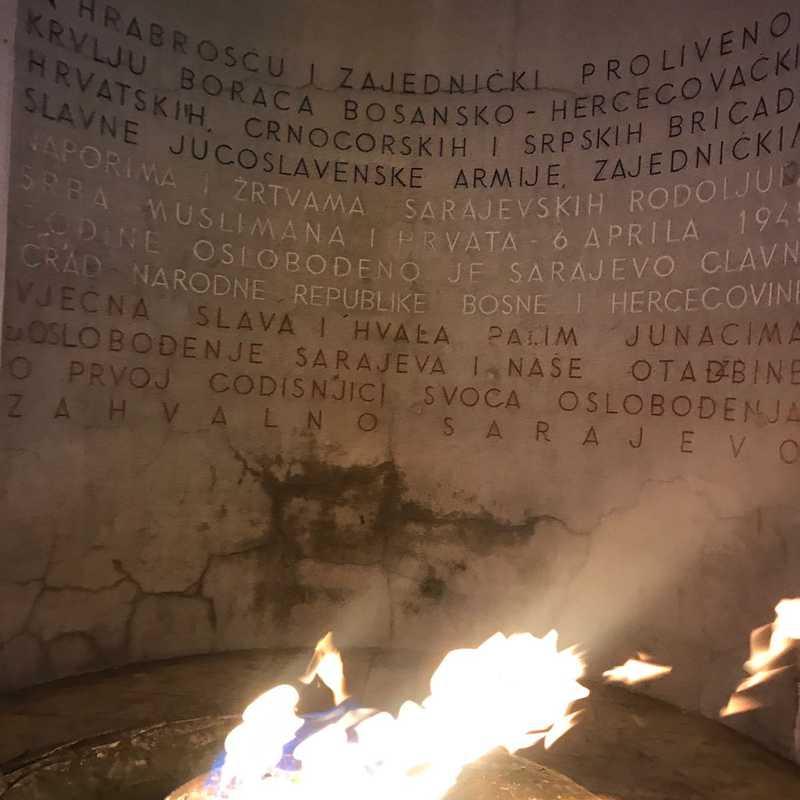 Vječna vatra