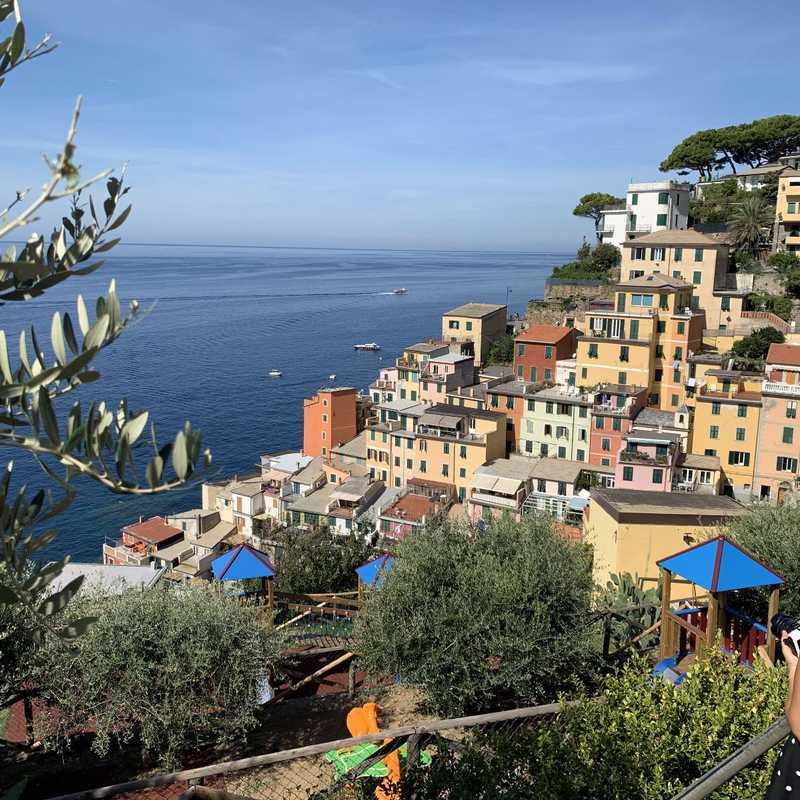 Trip Blog Post by @rose5: Cinque Terre | 1 day in Sep (itinerary, map & gallery)