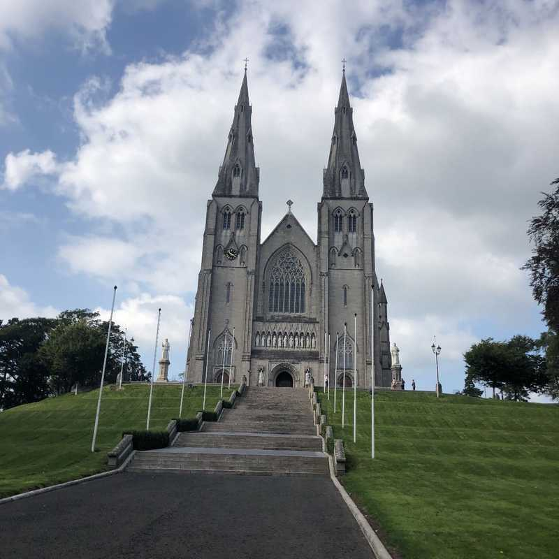 St Patrick's Catholic Cathedral, Armagh