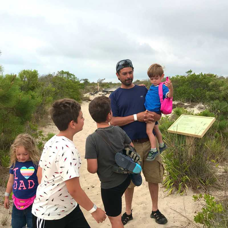 Life of the Dunes Trail