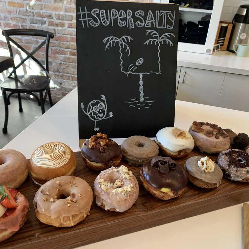 The Salty Donut Wynwood
