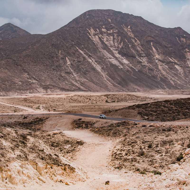 Mughsail Twisted Road