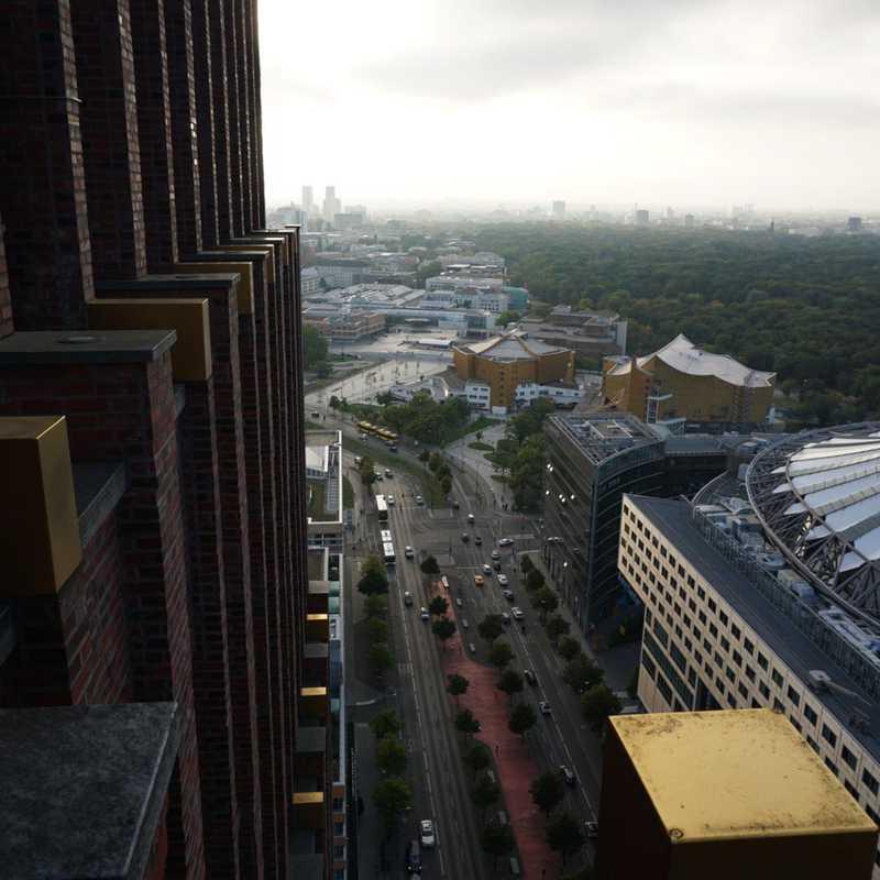 Panoramapunkt Berlin
