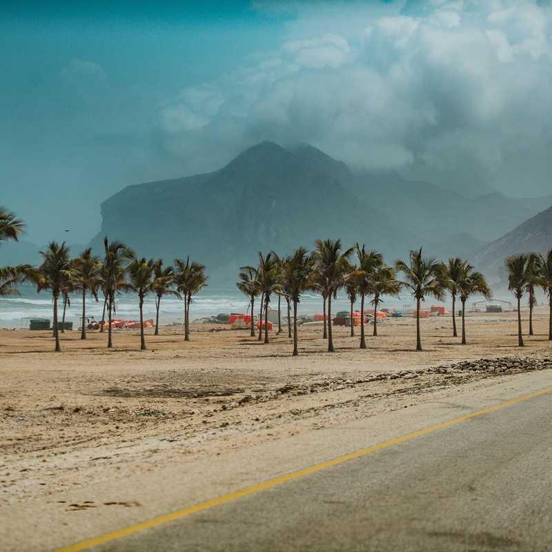 Mughsail Beach